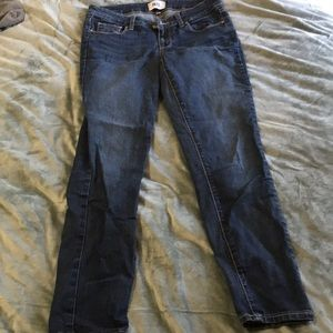 Paige brand demon jeans. Ankle length